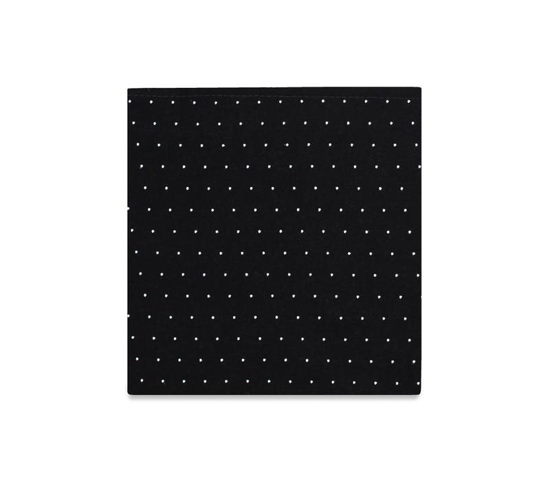 The Harrison Polka Dot Pocket Square