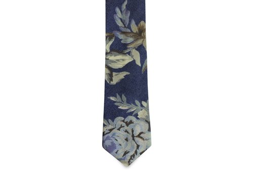 Pocket Square Clothing The AJG Floral Tie