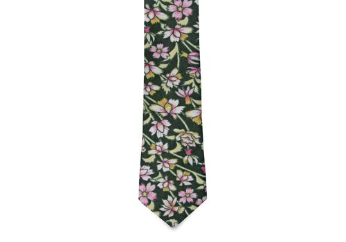 Pocket Square Clothing The Atkins Floral Tie