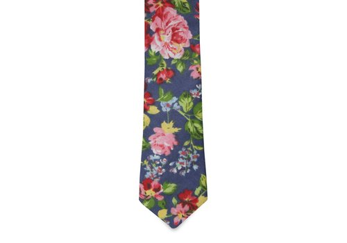 Pocket Square Clothing The Walton Floral Tie
