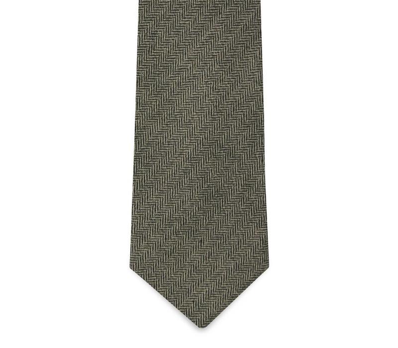 The Oldham Wool Tie
