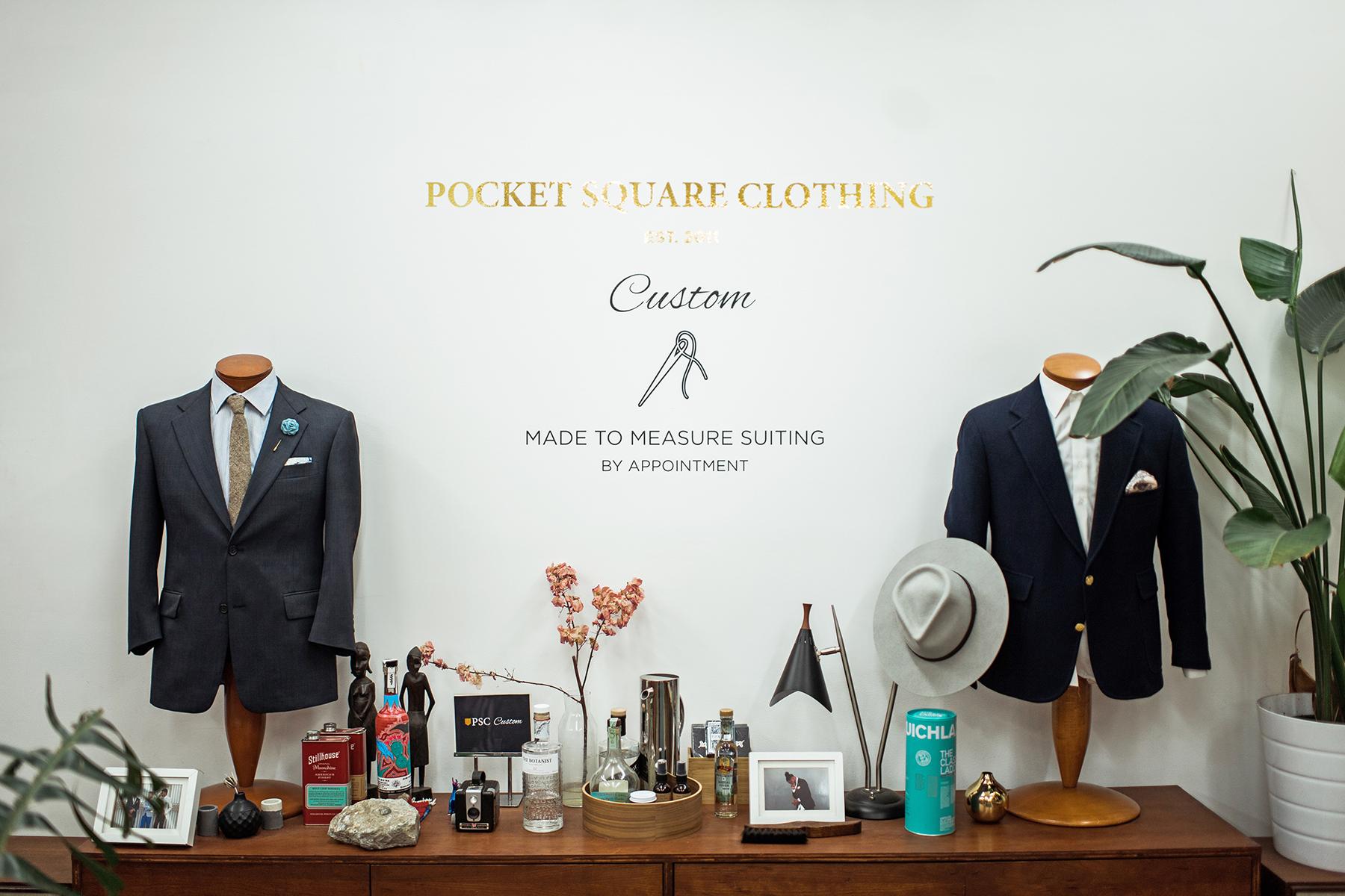PSC - Los Angeles Custom Suit, Clothing, Suit Accessories Store