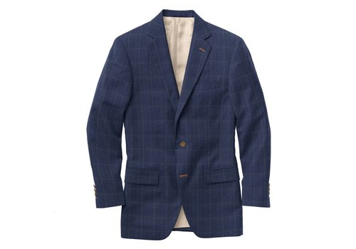 Pocket Square Clothing The Donner – MTM Custom Blazer