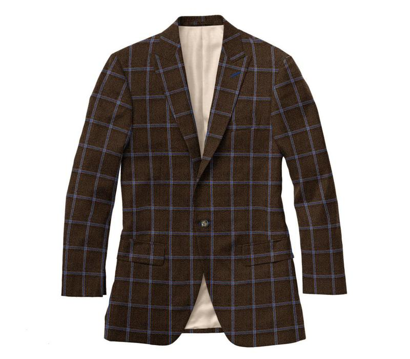 The Hudson – Made to Measure Custom Blazer