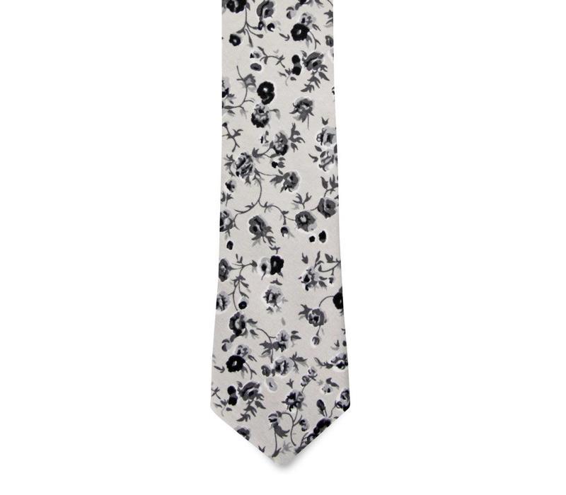 The Lea Cotton Floral Tie