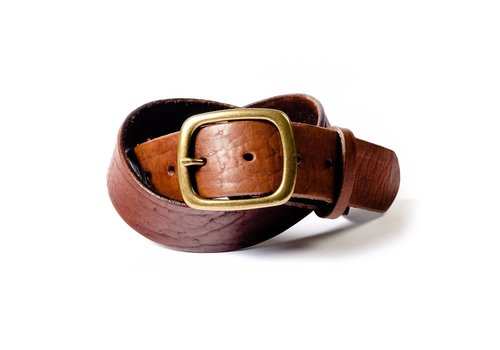 Made in Mayhem Classic Espresso Belt