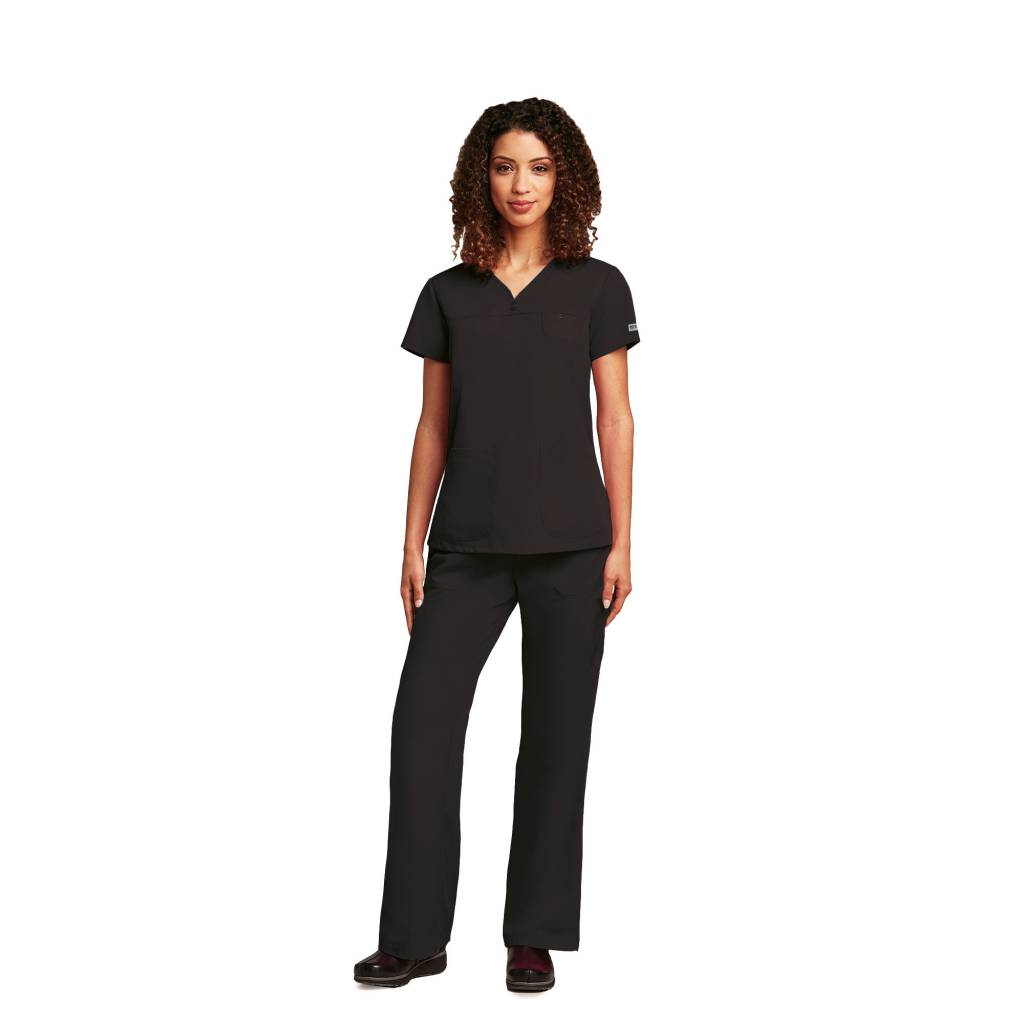 Grey\'s Anatomy Women\'s 3-Pocket Top 41340 - CSE Mobility and Scrubs