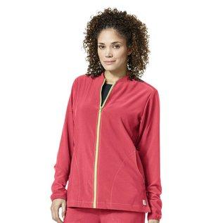 Carhartt Carhartt Women's Cross-Flex Knit Mix Zip Front Jacket C82310