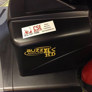 Golden Golden BuzzAround XLs HD 4 Wheel Scooter GB147Z