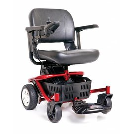 Golden GP162R Golden Lite Rider Envy Transportable Power Wheel Chair
