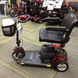 Pride Mobility SC53 Pride Go Go Elite Traveler Plus 3 Wheel Scooter