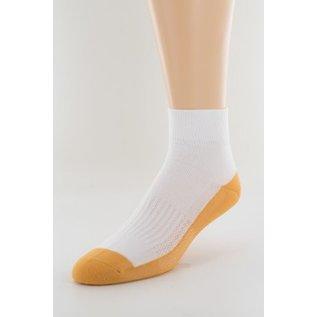 +MD +MD Sport Ankle Odor Control Socks