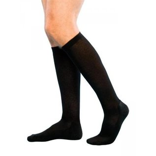 Sigvaris Sigvaris 182 Cushioned Cotton Compression Socks Knee High Closed Toe