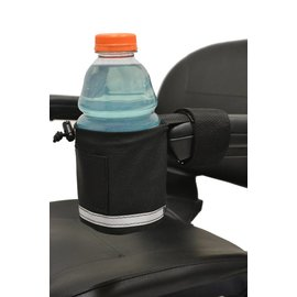 Diestco Diestco Front horizontal Cup Holder, Fabric