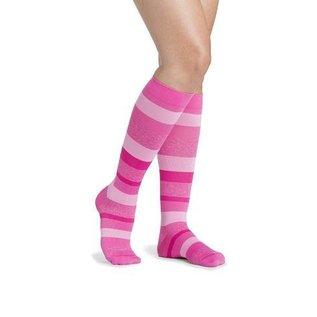 Sigvaris Sigvaris 143 Microfiber Shades Graduated Compression Socks For Women