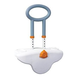Drive Medical Drive Multi-Position Tub Rail W/Soap Caddy