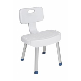 Drive Medical Drive Shower Chair W/Folding Back