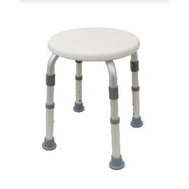 Viverity Viverity Round Shower Stool