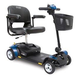 Pride Mobility SC44E Pride Go Go Elite Traveler 4 Wheel Scooter