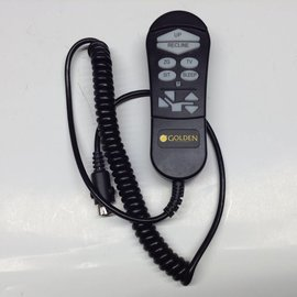 Golden ZKAD-5 New Golden Hand Pendant Faster AutoDrive UP and M Button