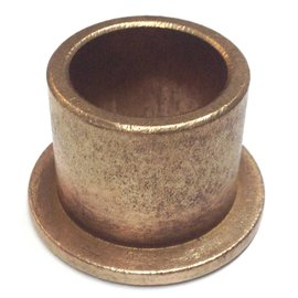 BRGFLNG1026  New BEARING, FLANGE, BRONZE, 0.875 IN ID X 1.125 IN OD X 1.00IN TH SHAFT, 1.50 IN FOD X O.125 IN FTH