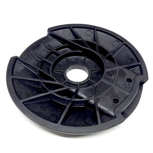 """Pride Mobility DWR1202D044 New Pride COVER,CASTER SPHERE,BLACK,6"""" WHEEL,THIN,LOW PROFILE,D-1202-044"""