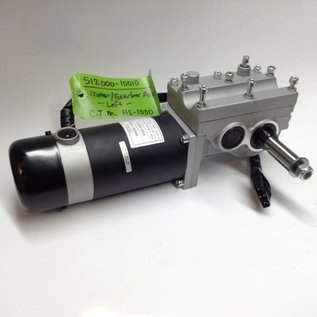 Invacare 512000-10010 New CTM HS-1000 LEFT MOTOR GEARBOX ASSY