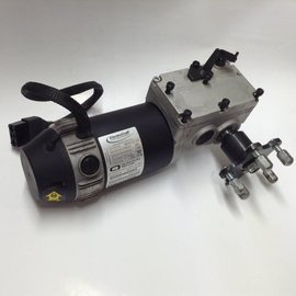 ElectroCraft MOT131092-06 Used Motor, Assy, I-Song, MTR-GRB-BRK, 26.82:1, 125 RPM, 5 MPH, Curtis, R/H