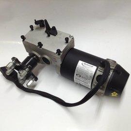 MOT131093-06 Used Motor, Assy, I-Song, MTR-GRB-BRK, 26.82:1, 125 RPM, 5 MPH, Curtis, L/H