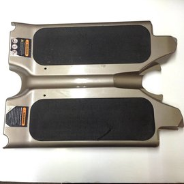 Luggie Scooters Used Champagne Front Base Shroud Panel for Luggie Freerider FR168-41T