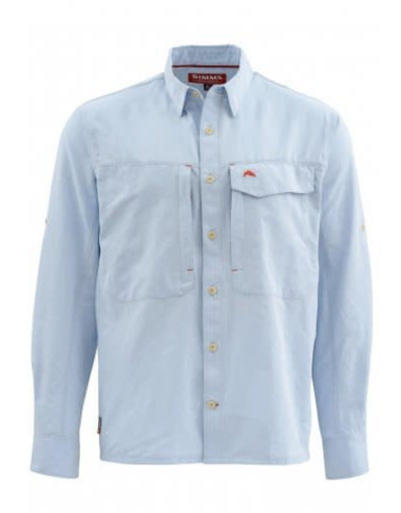 Simms Guide LS Shirt Marle