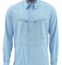 Simms Fishing Intruder Bi-Comp LS Shirt