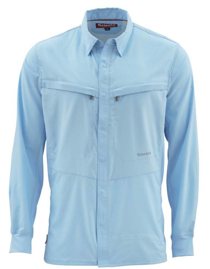Simms Intruder Bi-Comp LS Shirt
