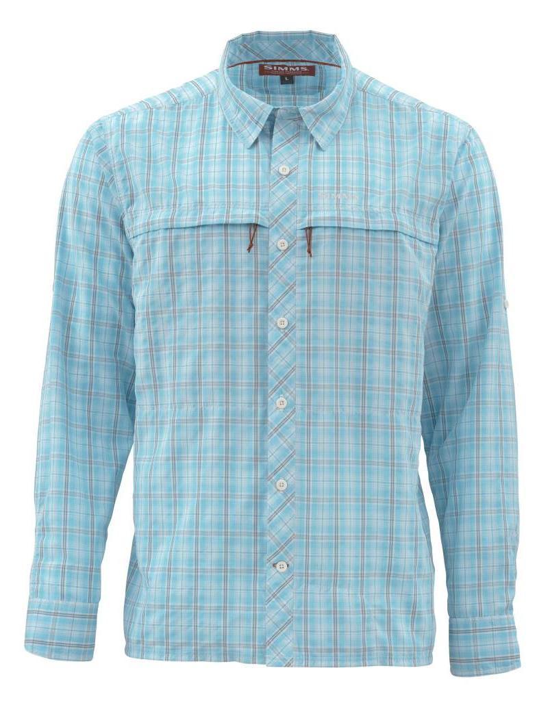 Simms Fishing Stone Cold LS Shirt
