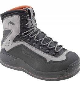 Simms Fishing G3 Guide Boot Felt Steel Grey