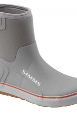 "Simms Challenger Pull On Boot 9"" Smoke"
