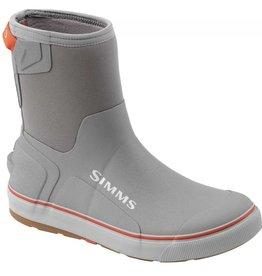 "Simms Fishing Challenger Pull On Boot 9"" Smoke"