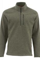 Simms Fishing Rivershed Sweater 1/4 Zip