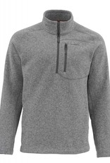 Simms Rivershed Sweater 1/4 Zip