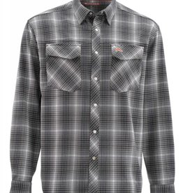 Simms Fishing Gallatin Flannel LS Shirt