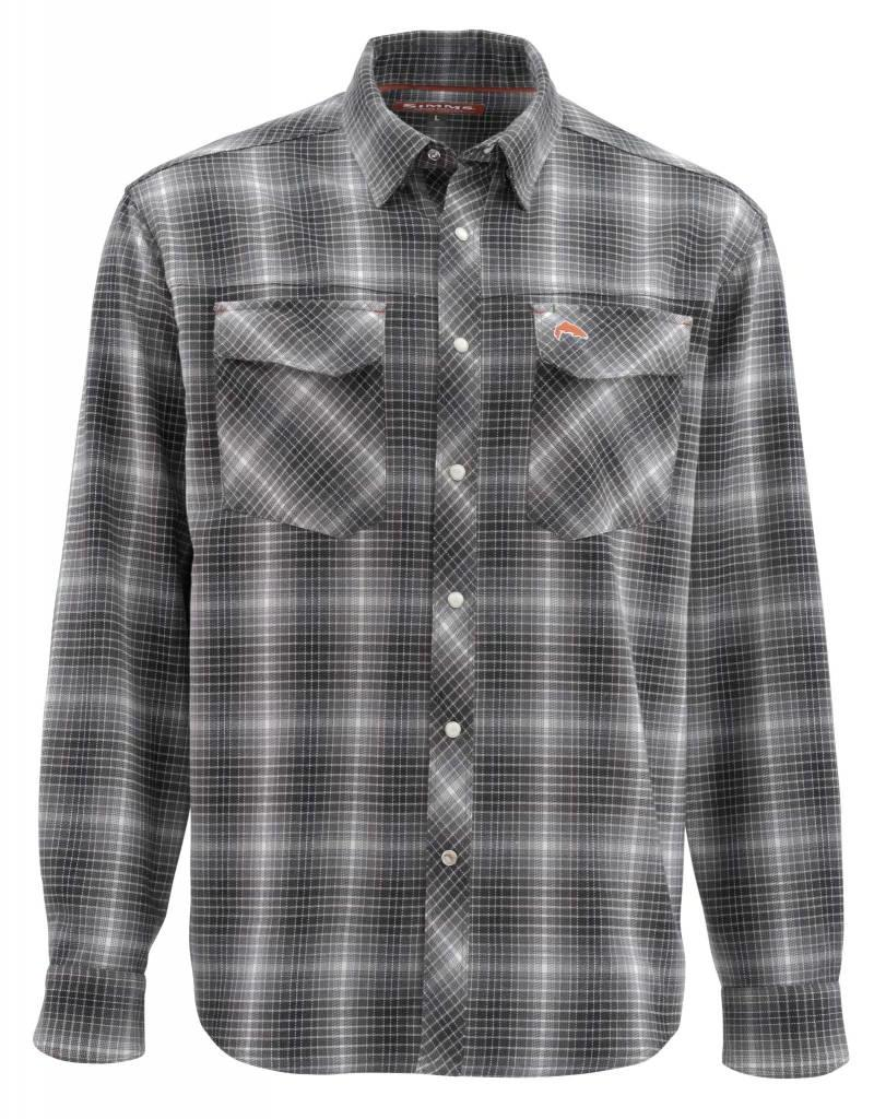 Simms Gallatin Flannel LS Shirt