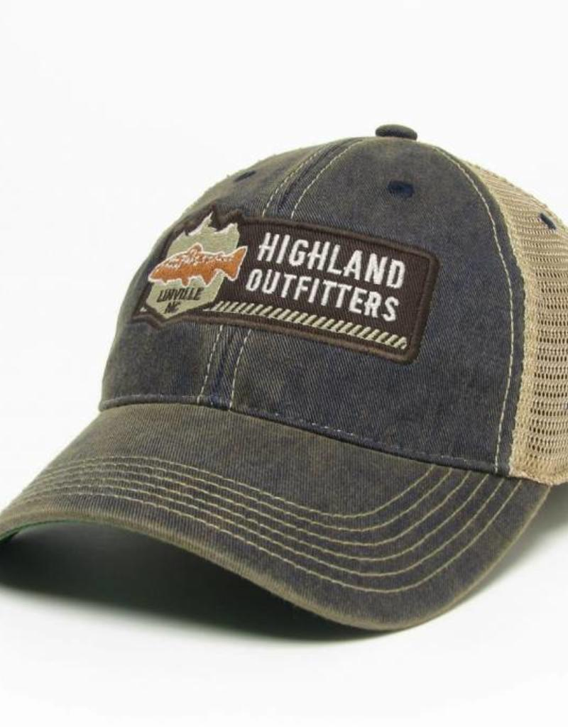 Highland Outfitters Highland Outfitters Old Favorite Logo Hat