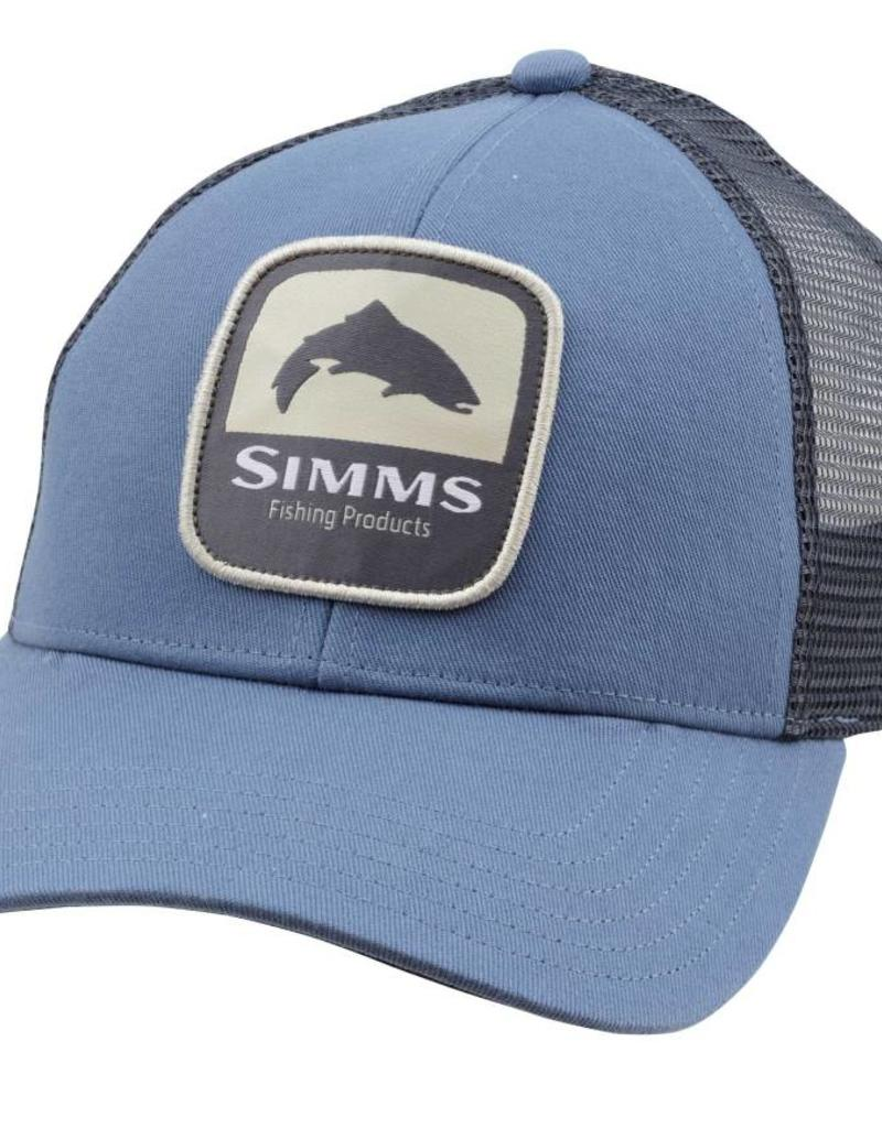 Simms Fishing Trout Patch Trucker