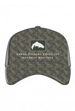 Simms Fishing Trout Icon Trucker