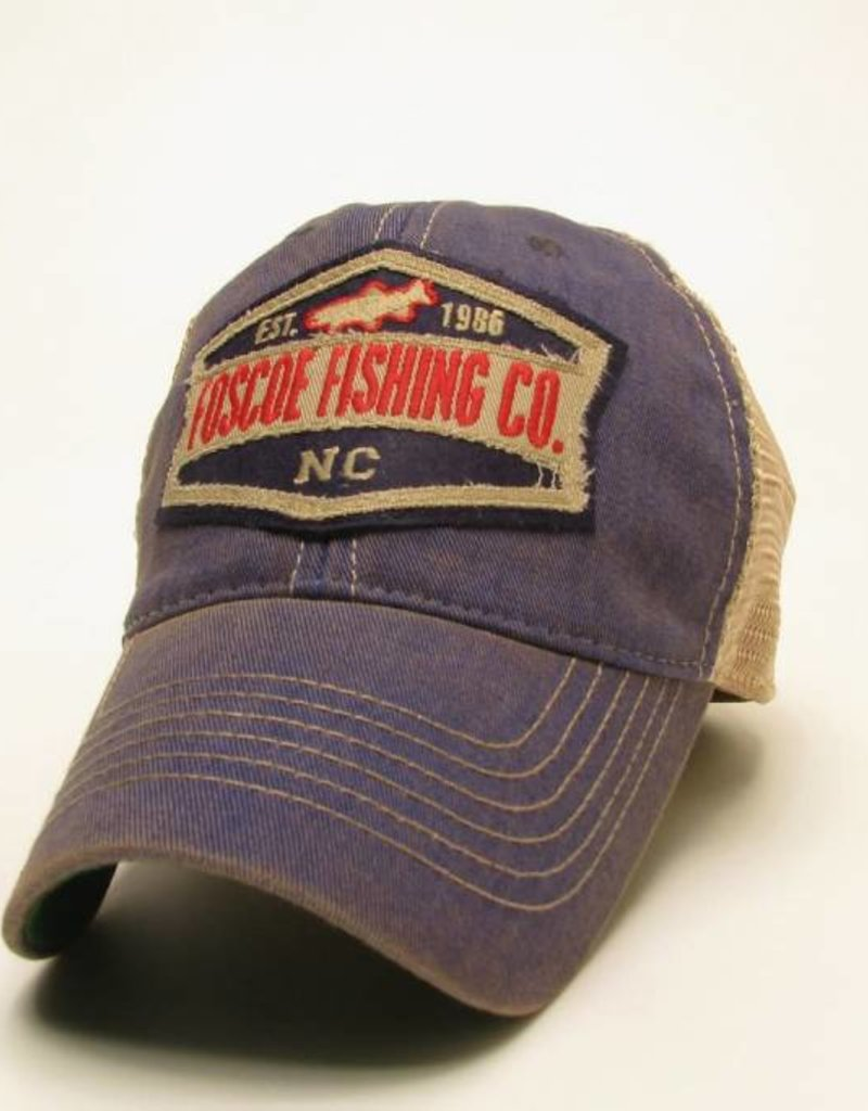 Foscoe Fishing Co. FFCO Old Favorite