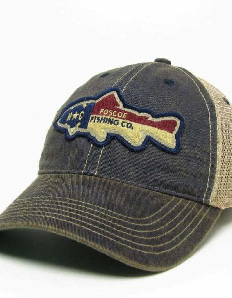 Foscoe Fishing Co. NC Trout Trucker