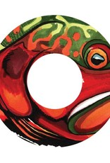 i.D 5/6 REEL DECAL BROOKIE - K.C. BADGER