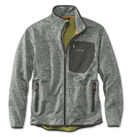 Orvis Windproof Sweater Fleece Jacket