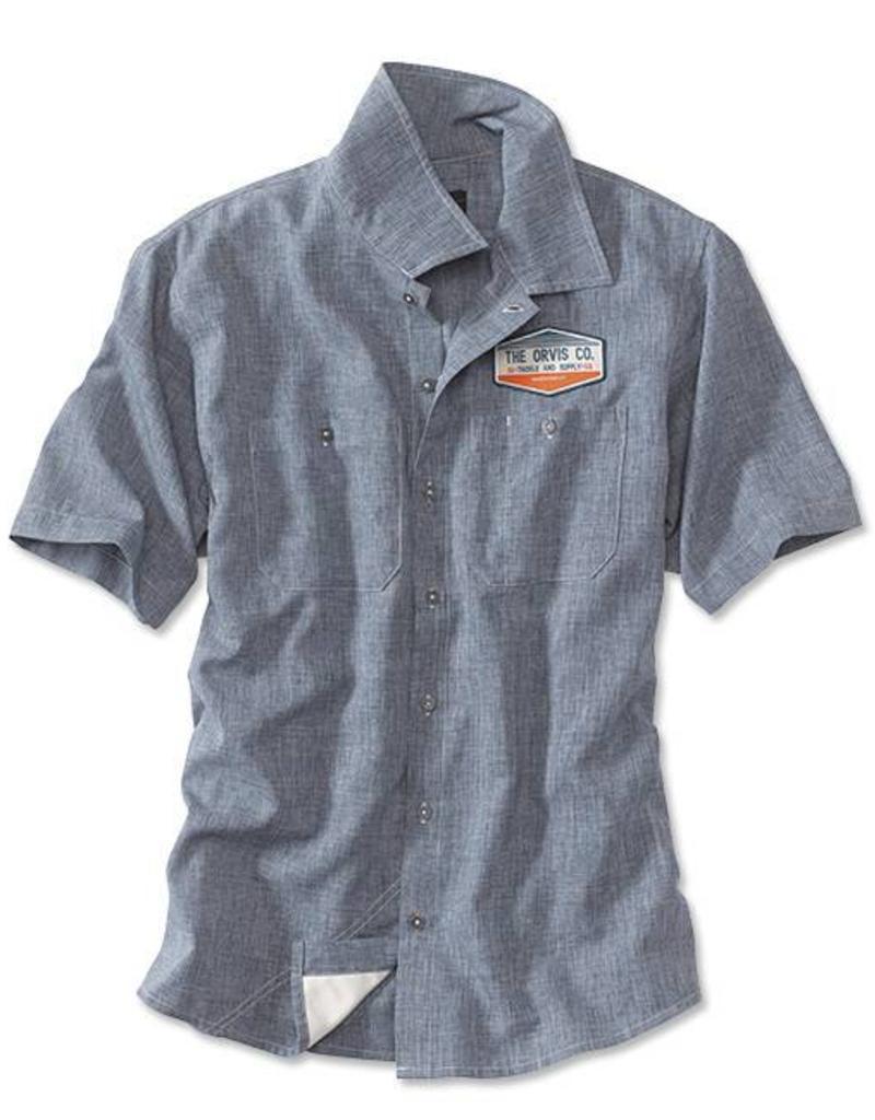 Orvis Gas Station Retro Shirt