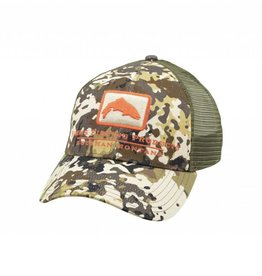 F18 SIMMS TROUT ICON TRUCKER RIVER CAMO